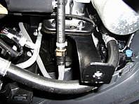 Защита двигателя Кольчуга для Ford Fiesta 2002-2008 Сталь 2 мм.