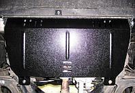 Защита двигателя Кольчуга для Fiat 500 2007- Сталь 2 мм.