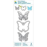 Нож для вырубки Momento Butterfly C тиснением (760899198034)