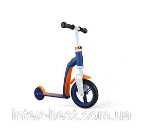 Самокат Scoot&Ride Highwaybaby Сине-Оранжевый SR-216271, фото 2