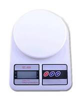 Электронные кухонные весы SF-400 (10 кг)