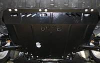 Защита двигателя Кольчуга для Ford Focus III EcoBoost 2011- Сталь 2 мм.