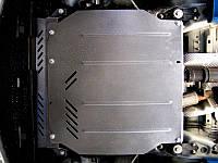 Защита двигателя Кольчуга для Jaguar X-Type 2001-2009 Цинкo-полимерный композит ZiPoFlex®