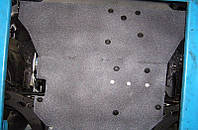 Защита двигателя Кольчуга для Kia Carens 2000-2002 Сталь 2 мм.