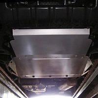 Защита двигателя Кольчуга для Mitsubishi Pajero Wagon V-3,2D 2006- Сталь 2 мм.