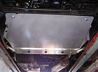 Защита двигателя Кольчуга для Mitsubishi Pajero V-3,0 3,5 бензин 2006- Сталь 2 мм.