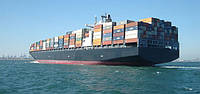 Морские грузоперевозки больших и объемных партий грузов