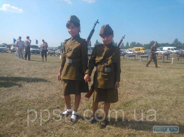 Детская военная форма образца 1943 г
