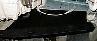 Защита двигателя Кольчуга для и радиатора Renault Master 1998-2010 Цинкo-полимерный композит ZiPoFlex®