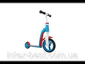 Самокат Scoot&Ride Highwaybaby Сине-Красный SR-216271, фото 2