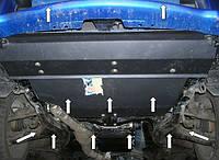 Защита двигателя Кольчуга для Subaru Impreza 2000-2007 Сталь 2 мм.