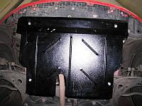 Защита двигателя Кольчуга для Toyota Yaris 2006-2011 Сталь 2 мм.
