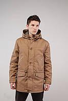 Демисезонная куртка парка мужская