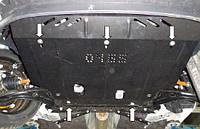 Защита двигателя Кольчуга для Ford Courier 2014 Сталь 2 мм.