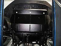 Защита двигателя Кольчуга для Volkswagen Polo 1.2D 2009- Сталь 2 мм.