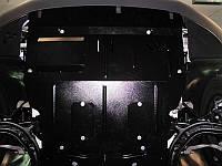 Защита картера, КПП и радиатора Кольчуга Volkswagen T-5 2003- Сталь 2 мм.