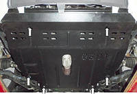 Защита двигателя Кольчуга для Geely Emgrand X7 2013- Сталь 2 мм.