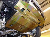 Защита двигателя Кольчуга для Infiniti QX60 (JX) 2012-2013, 2015- Сталь 2 мм.