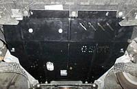 Защита двигателя Кольчуга для Renault Fluence 2012- Сталь 2 мм.