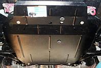 Защита двигателя Кольчуга для Mitsubishi Outlander XL 2007-2012 Сталь 2 мм.