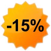 Скидка 15% на одежду Sobike !!!