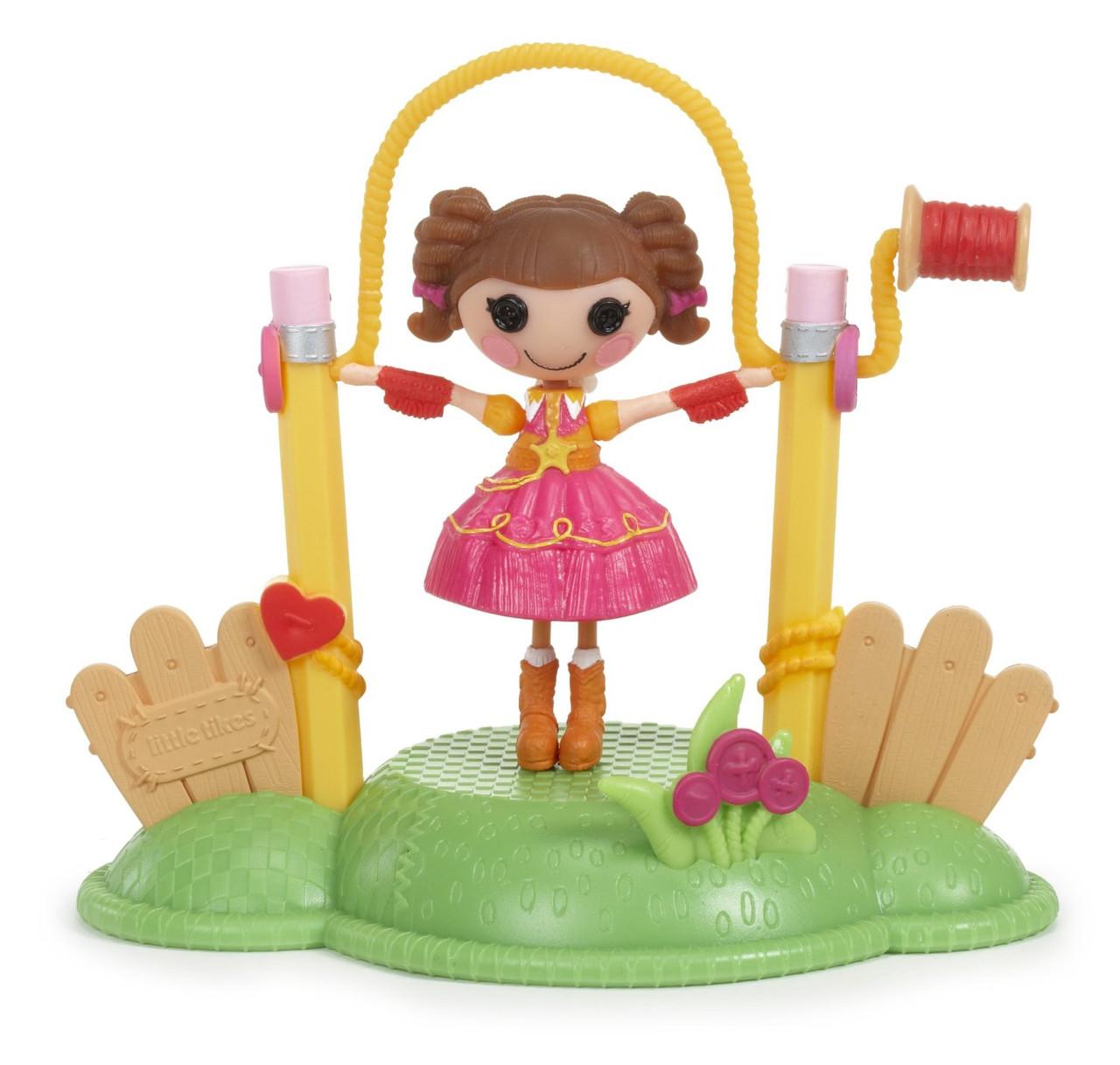 Mini Lalaloopsy Кукла Дюна со скакалкой