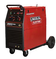 Powertec 355C PRO сварочный полуавтомат LINCOLN ELECTRIC