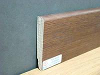 Плинтус деревянный шпонированный Тратлайн Дуб Прованс  82*16*2400 мм