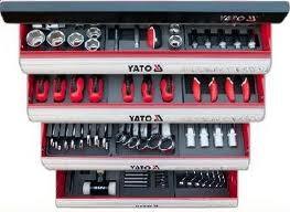 Наборы инструмента для тележек