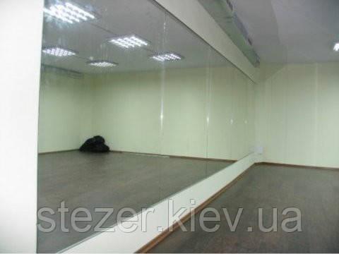 Зеркала для спортивных и танцевальных залов
