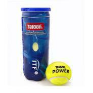 Мяч для большого тенниса TELOON T616P3 POWER