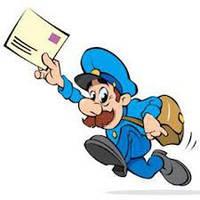Раздача листовок по почтовым ящикам