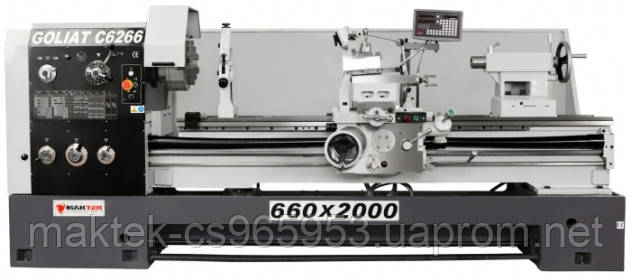 Токарный станок MAKTEK GOLIAT 660 X 2000