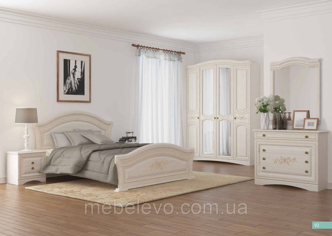 Спальня Венера Люкс комплект 4Д Сокме