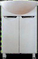 Тумба Дельфин Т1 с умывальником Церсания-50
