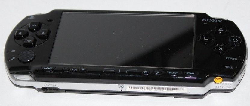 Игровая приставка Sony PSP Slim Lite Piano Оригинал + Карта памяти