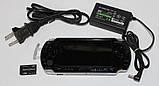 Игровая приставка Sony PSP Slim Lite Piano Оригинал + Карта памяти, фото 7