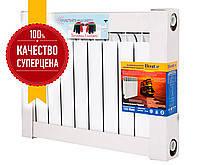 Биметаллический радиатор Ekvator 500/80(Испания-Украина)