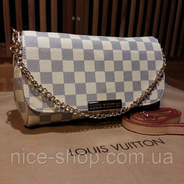 Клатч копия Louis Vuitton Favorite кремовый - Nice shop - Сумки Косметика  Аксессуары в Одессе cd8e77e54b4