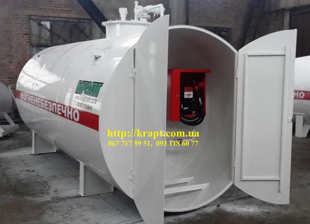 Модуль для бензина, мини АЗС