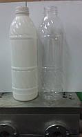 Пластиковая бутылка для сока 1 л (диаметр 38 мм)