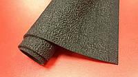 Профилактика листовая каучуковая PURE RUBBER, 600х600х2.5 мм, цв. чёрный
