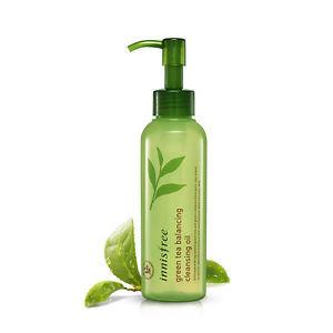 Innisfree Green Tea Cleansing Oil Гидрофильное масло с зеленым чаем