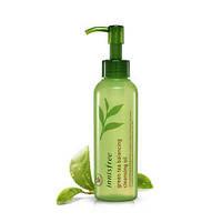 Innisfree Green Tea Balancing Cleansing Oil Гидрофильное масло с зеленым чаем