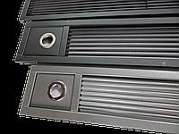 Решетка декоративная нижняя для внутриподоконного радиатора Radopol 1600 мм