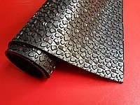 Профилактика листовая каучуковая MAGNA WINTER 600х300х4.0 мм цвет чёрный