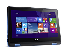 Ноутбук ACER Aspire R3-131T (NX.G0YEP.003) RAM:8GB+120GB SSD, фото 3
