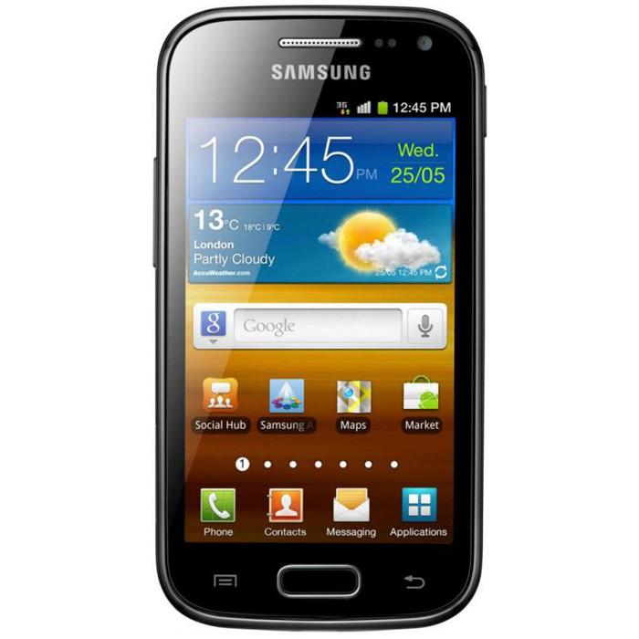Samsung I8160