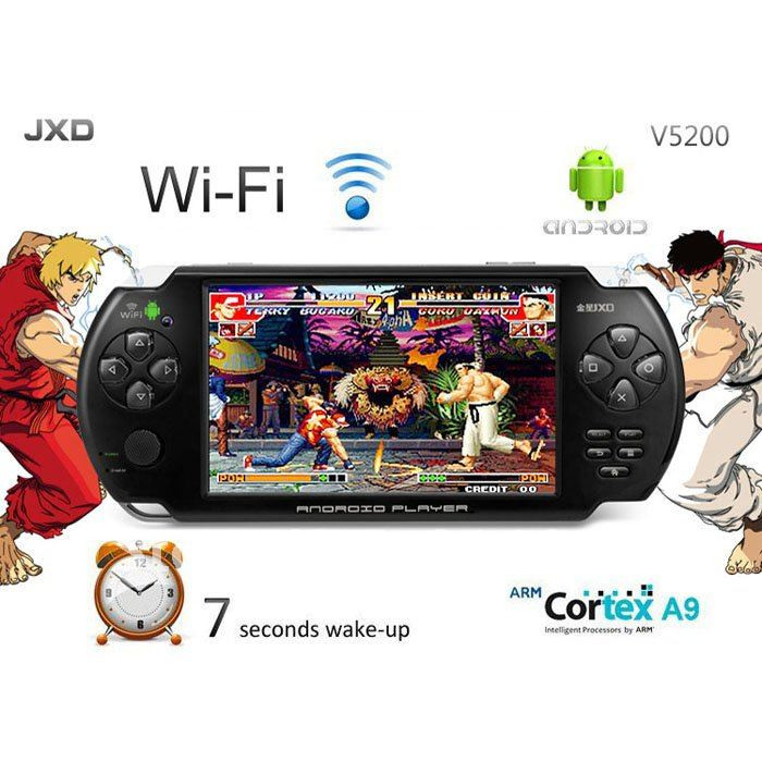 JXD V5200 Android