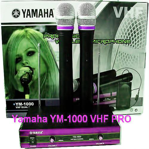 Радиомикрофон Yamaha YM-1000
